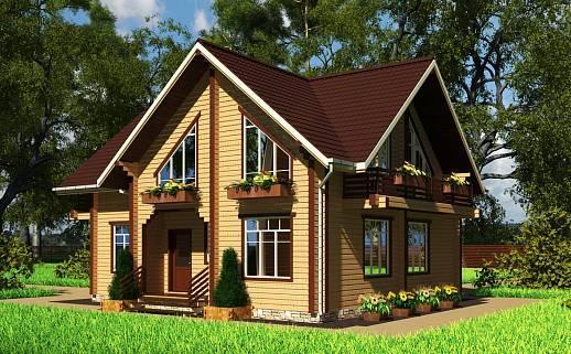 Проект дома №2250
