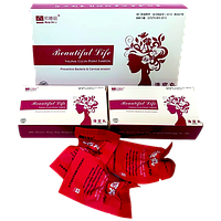 Бьютифул Лайф. Оздоровительно-профилактические фитотампоны для женщин.