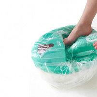 Пакет для педикюрных ванн п/э 50*20 50шт, фото 2
