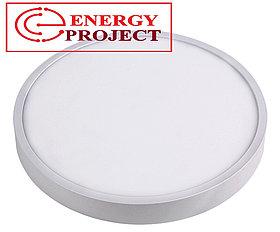 Светодиодная панель круглая накладная 24Вт/1500 Лм d300 6400К
