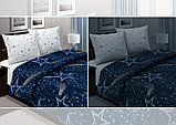 Постельное бельё Сириус, р-р 2,0 спальный (светится в темноте), фото 3