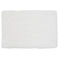 Коврик для ванной АЛЬМТЬЕРН белый 65x100  см ИКЕА, IKEA