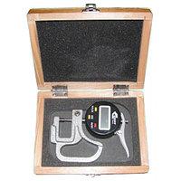Толщиномер индикаторный электронный (0-10мм), цена деления 0,001мм, L 30мм (Shan 580-250)