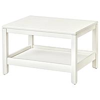 Стол журнальный ХАВСТА белый75x60  ИКЕА, IKEA