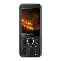 Мобильный телефон Nobby 321 черно-серебристый