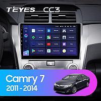 Автомагнитола Teyes CC3 3GB/32GB для Toyota Camry 50