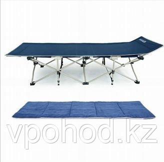 Кровать-раскладушка с матрасом (до 150 кг)