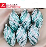 Набор ёлочных украшений «Сосулька-зефирка»