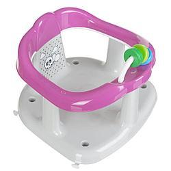 Сиденье для купания MALTEX PANDA Серый/Розовый