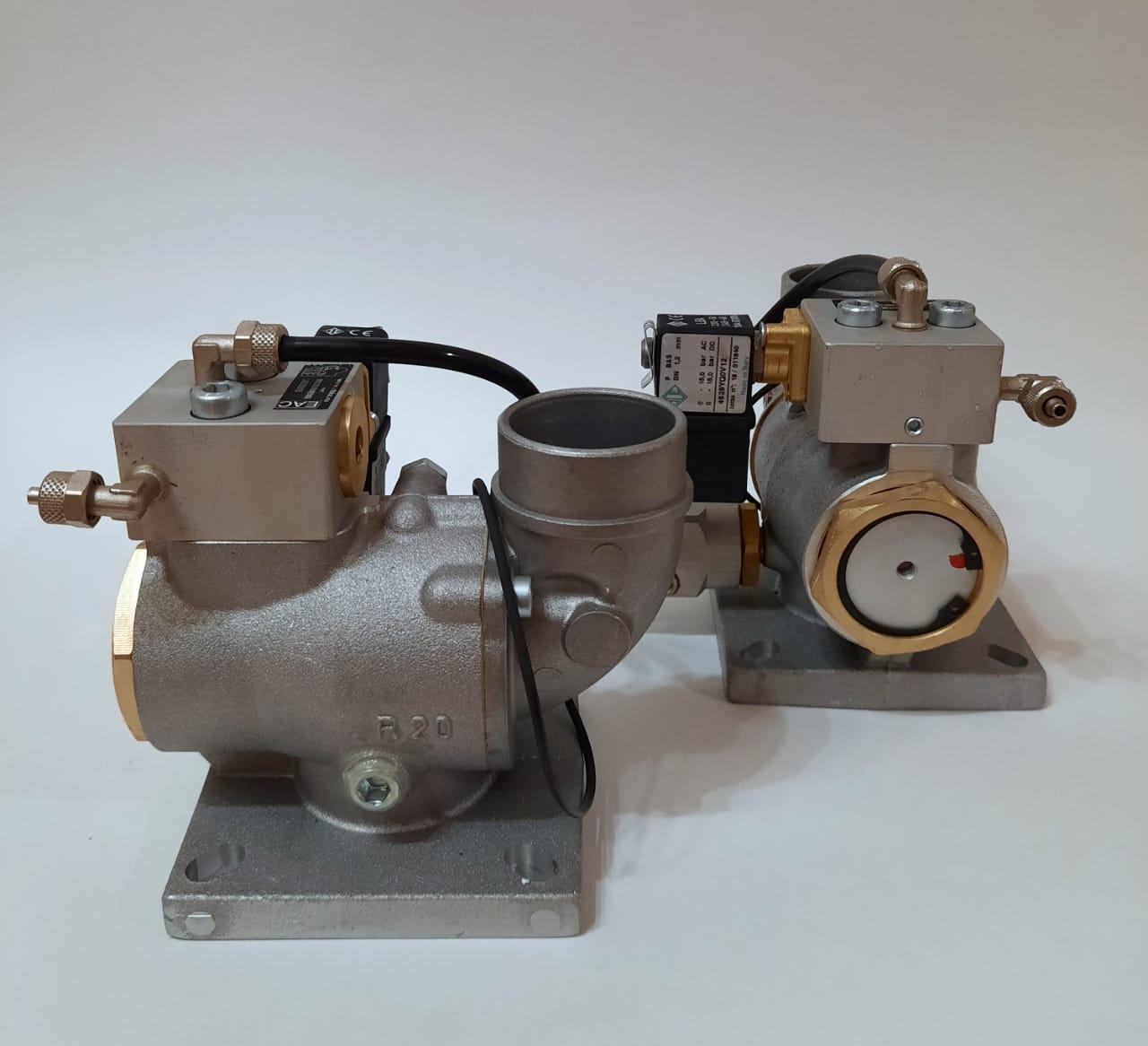 Клапан впускной R 20 El/ 230 V