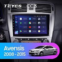 Автомагнитола Teyes CC3 3GB/32GB для Toyota Avensis 2008-2015