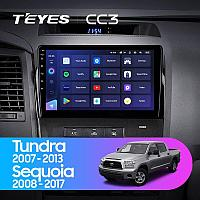 Автомагнитола Teyes CC3 4GB/64GB для Toyota Seqoia 2007-2013