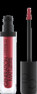 Catrice Жидкая помада для губ Generation Matt Comfortable Liquid Lipstick тон 090 GIRLS BITE BACK
