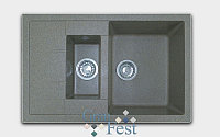Мойка кухонная GranFest GF-Q775KL, фото 1