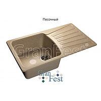 Кухонная мойка GranFest Standart GF-S850L, фото 1