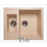 Кухонная мойка GranFest GF-Q610K, фото 1