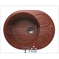 Кухонная мойка GranFest Rondo GF-R580L