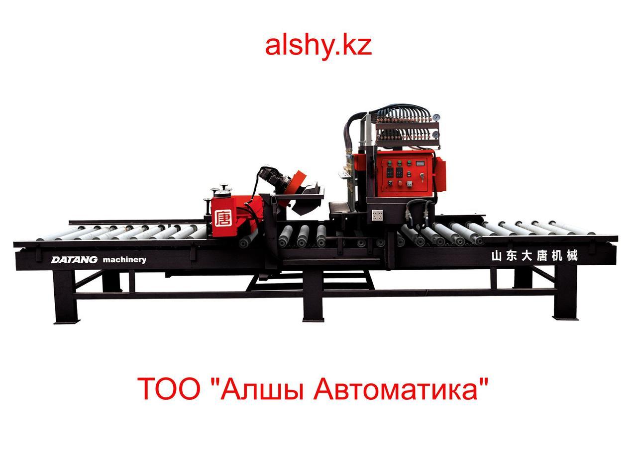 Автоматическая машина для термообработки гранита DTAHS-600/800/1000