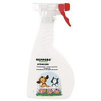 Reppers Spray 400 мл - Спрей для защиты от посещений собаками и кошками