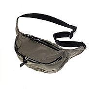 962-GRY Сумочка поясная женская Betty Pretty из высококачественного текстиля