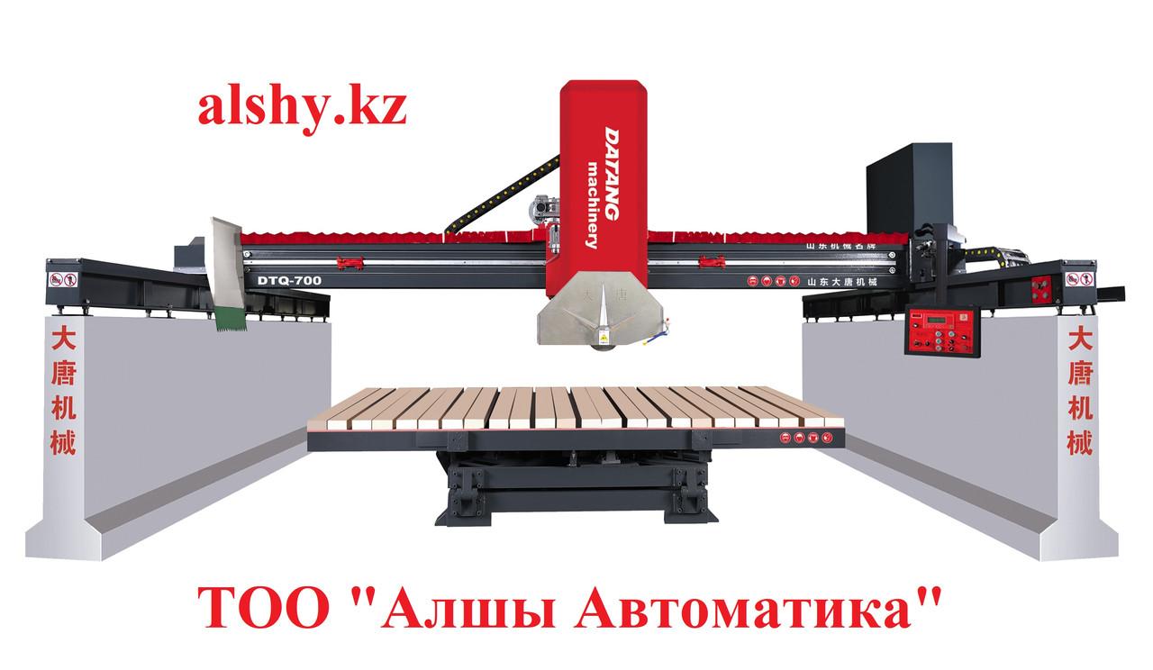 Мостовая машина с лазером для резки гранита (цилиндровый)