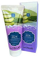 Dr.CELLIO Очищающая пенка для умывания с экстрактом алое *Aloe*