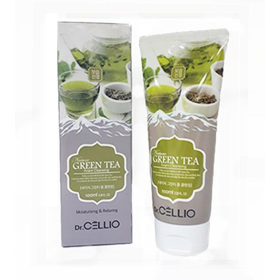 Dr.Cellio Foam Cleansing Green Tea