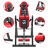 Инверсионный стол Sports AB6313 (красный), фото 3