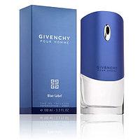 Туалетная вода мужская Blue Label Pour Homme от Givenchy