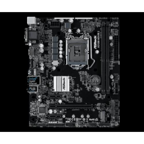 Материнская плата ASRock H310CM-HDV/M.2 LGA1151