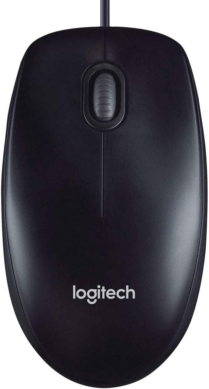 Мышь Logitech M90 Grey  1000dpi 3 кнопки USB2.0 (910-001794)  910-001794