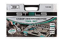 Набор инструментов STELS AUTO ToolSet 82 предмета
