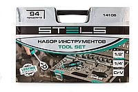 Набор инструментов «STELS» 94 предмета
