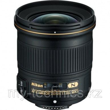 Объектив Nikon AF-S 24mm F/1.8G ED