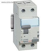 Выключатель диф. тока Legrand, 2 п, 40 А, 30 мА, тип AC, TX3, 403001