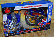 SB475 Optimus Prime маска бластер,12 пуль, 45*28см, фото 3