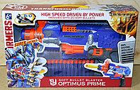 SB304 Soft Bullet Бластер Оптимус прайм, 41*26см, фото 1