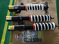 Койловеры DGR на Camry XV55, фото 1