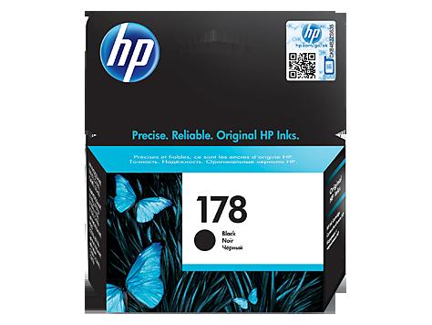 HP CB316HE Картридж черный, HP 178