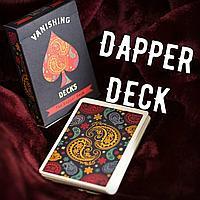 Колода Dapper Deck/синяя