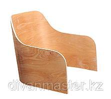 Гнутая спинка для каркаса стула - Prada