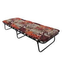 Кровать-тумба раскладная и матрас 190х70х34 см, до 80 кг