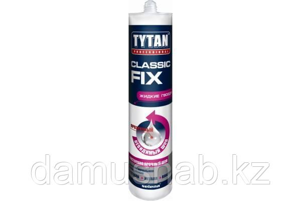 Клей монтажный CLASSIC FIX 310 мл бесцветный TYTAN