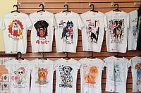 Печать изображений на футболках