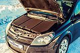 """Шумоизоляция капота и утеплитель двигателя """"HeatShield"""" 2в1 XL (1350х800), фото 3"""