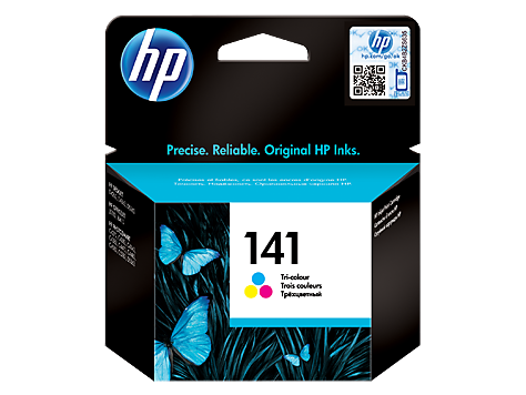 HP CB337HE Картридж трехцветный, HP 141