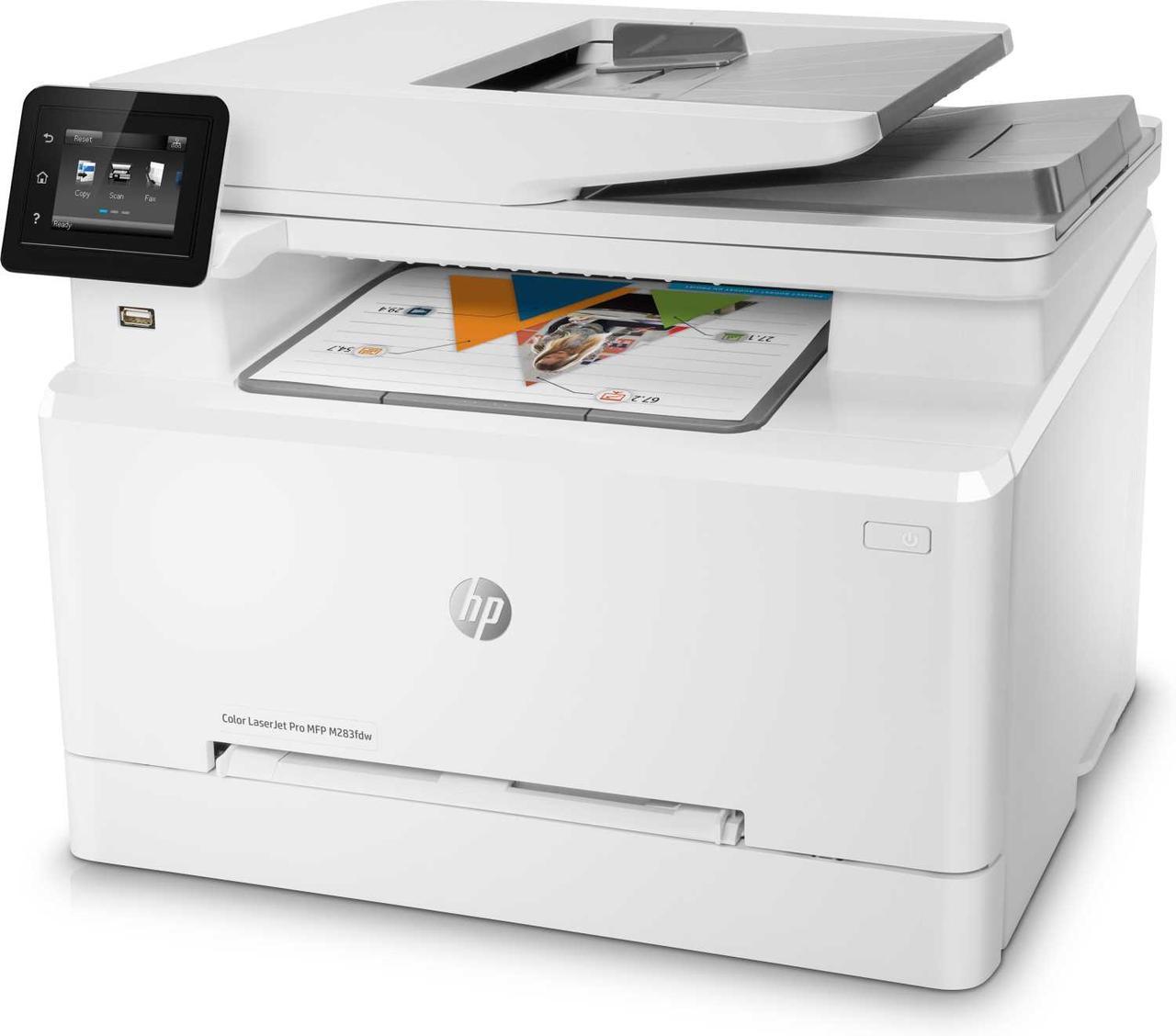 HP 7KW75A HP Color LaserJet Pro MFP M283fdw Prntr (A4)