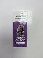 Солодковый корень сироп с вит С 100мл Алтайские травы