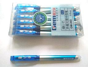 Ручка Gem GM-303 0,5mm гелевая синяя
