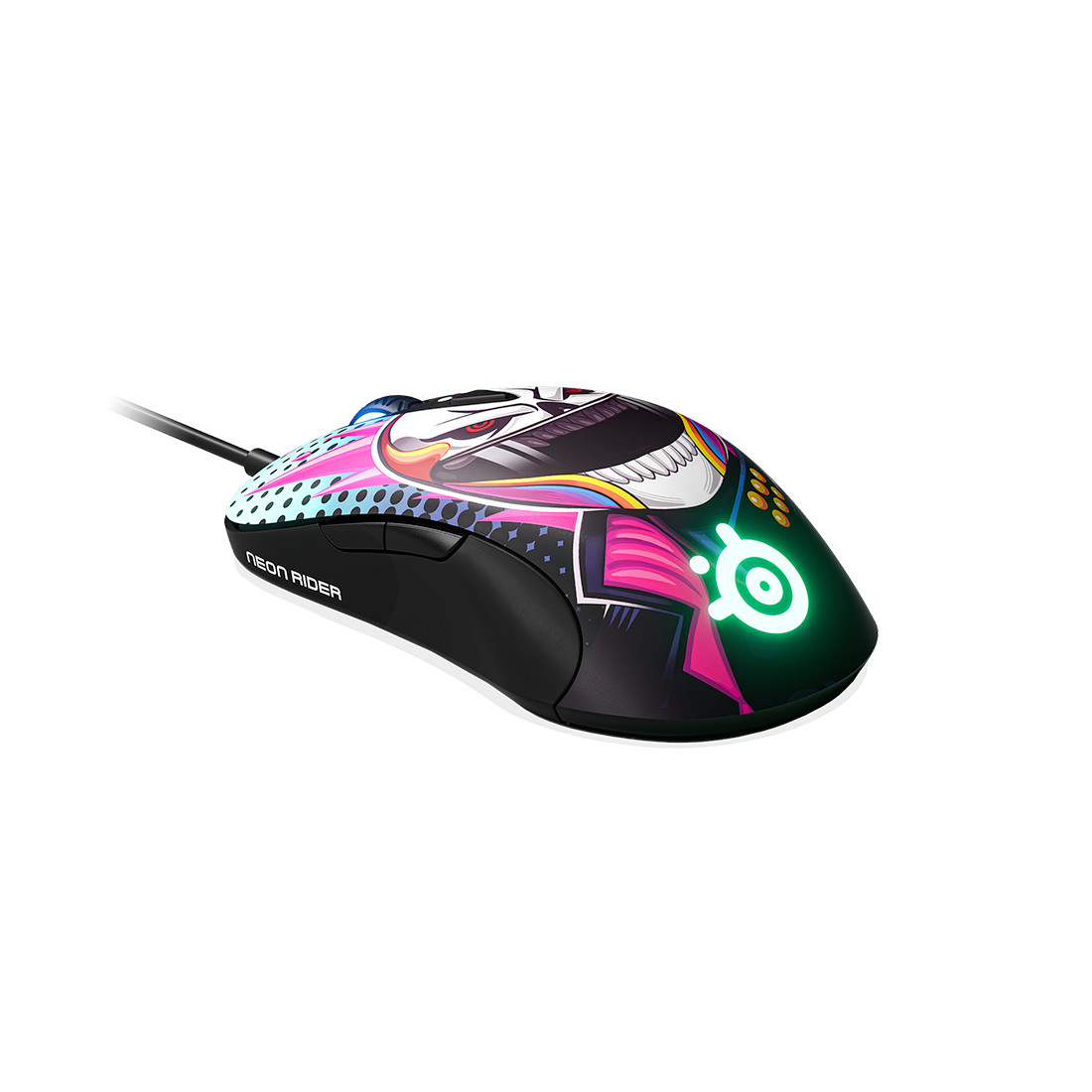 Компьютерная мышь Steelseries Sensei Ten Neon Rider Edition